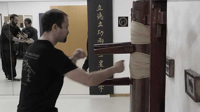 sebastien Armand Florea Wing Chun Bordeaux