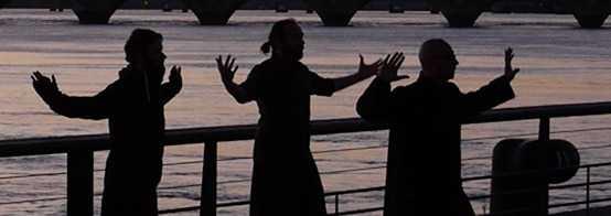 sur les quais Armand Florea Wing Chun Bordeaux