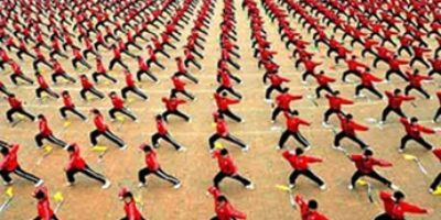 Culture martiale moderne en Chine  